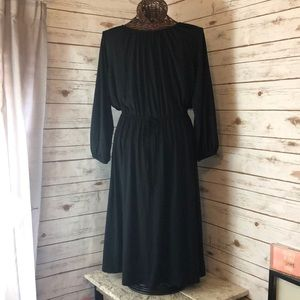 NWOT great black dress